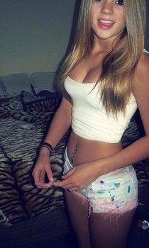 Amazing homemade girl next door pic with superb blonde teen (18+) homemade.