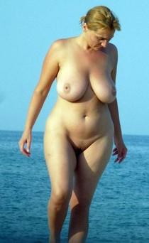 Busty chubby nude bitch