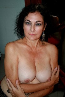 50 year old Anna, cougar slut from South Africa 6.