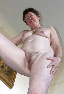 Old granny hairy cunt pictures