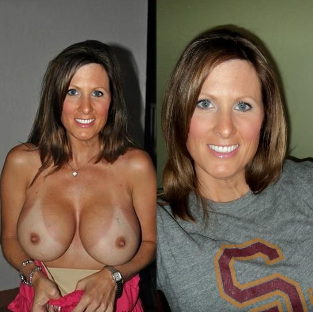 Tattooed Big Tits Homemade