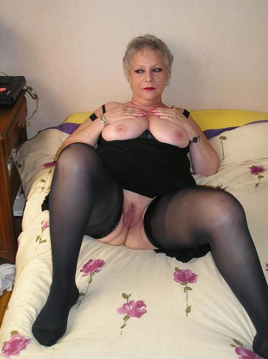 You tell black mature women stockings