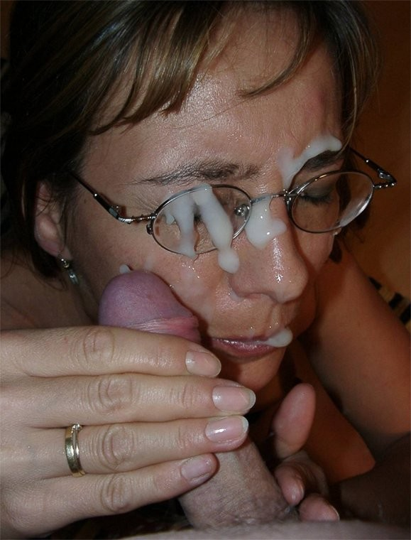 amateur wife huge facial