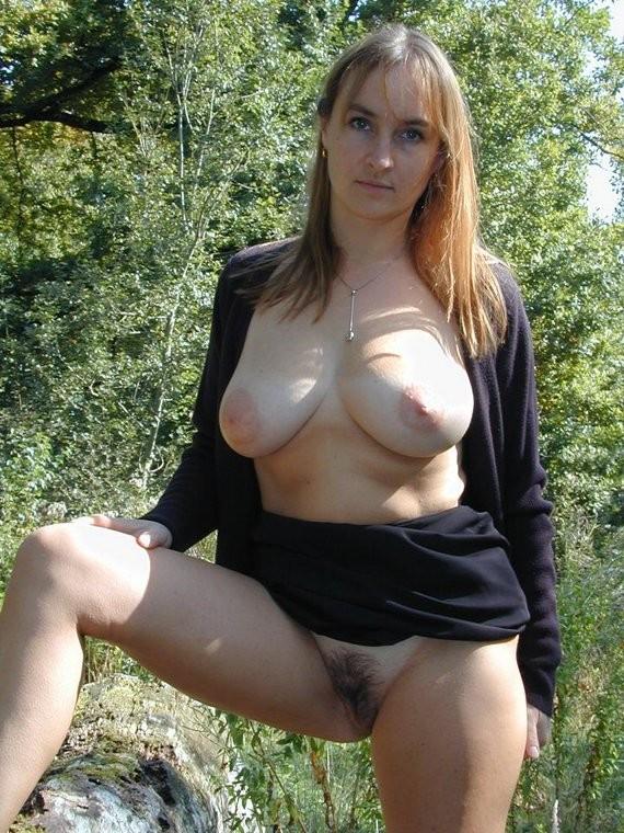Big tit and massive cock