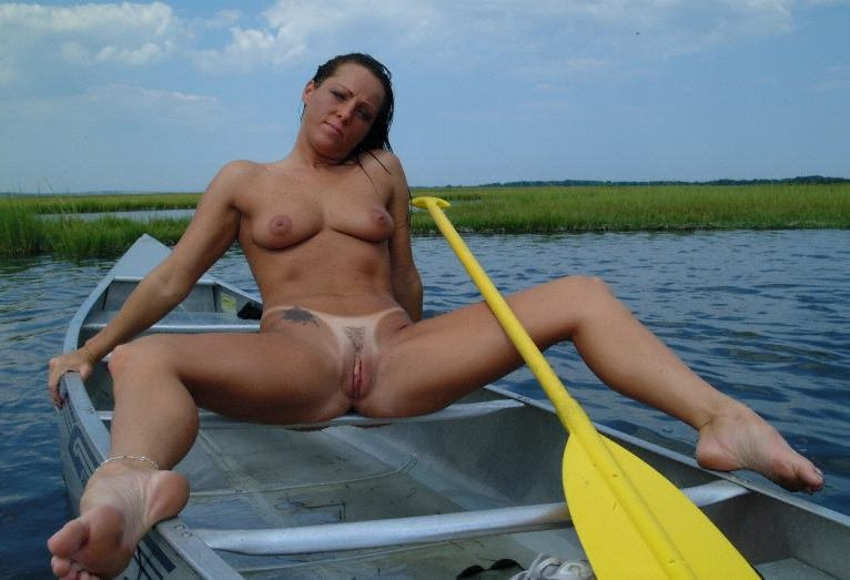 Homemade Boat Sex