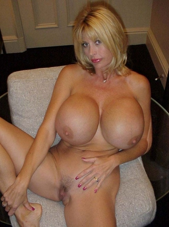 Naked housewife mature blonde