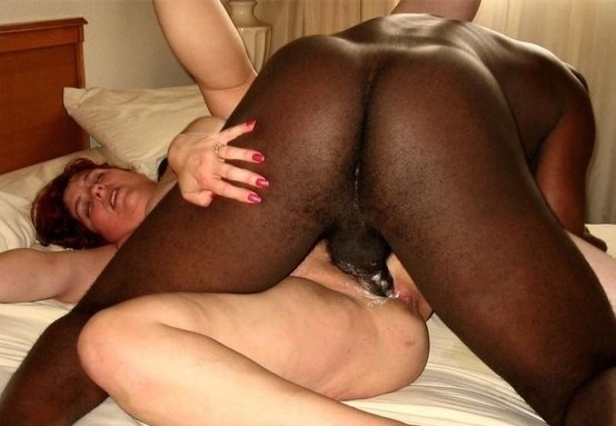 Hot blonde milf fuck black
