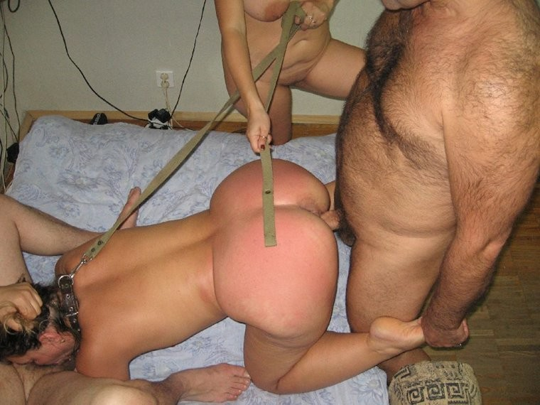 Accept. The gangbang amateur bdsm what that