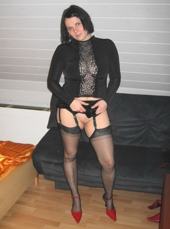 Various facets Mature wives stockings upskirt
