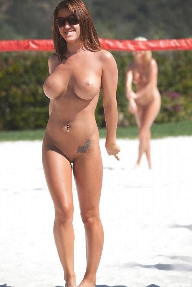 Beach Volleyball Porn
