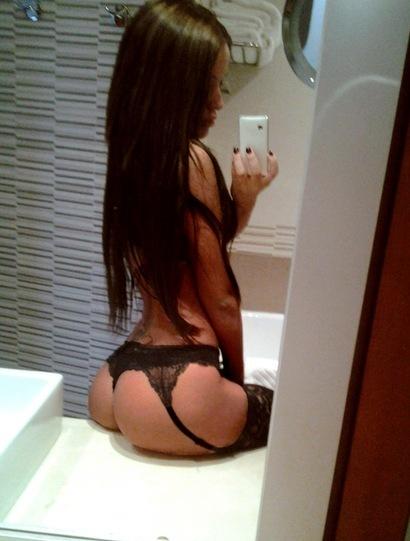Panty surprise from mistress jolene hexx