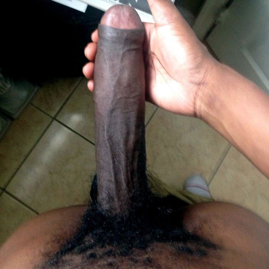 Big black dick homemade porn