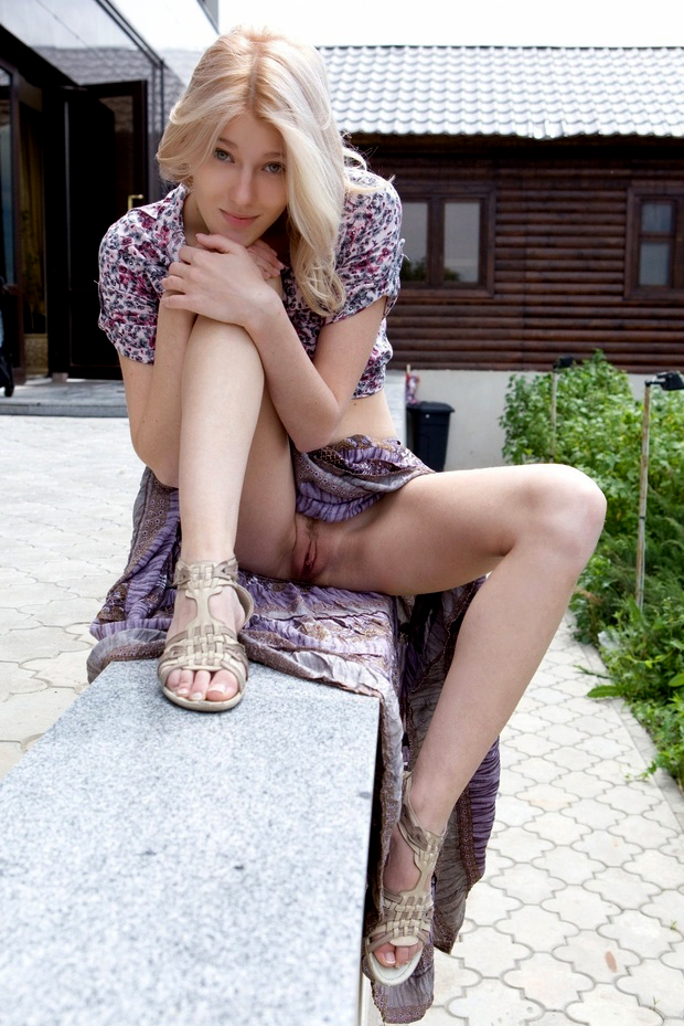 Erotic sexy girl pussy